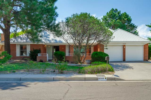 8208 Evangeline Court NE, Albuquerque, NM 87109 (MLS #953507) :: Campbell & Campbell Real Estate Services