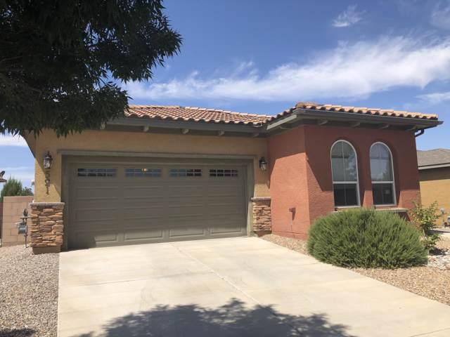 521 Promenade Trail SW, Los Lunas, NM 87031 (MLS #953537) :: Campbell & Campbell Real Estate Services