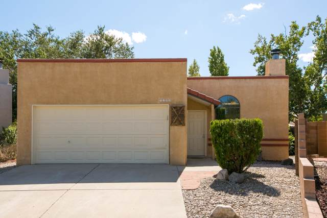 7132 Maxim Court NW, Albuquerque, NM 87120 (MLS #953662) :: Campbell & Campbell Real Estate Services