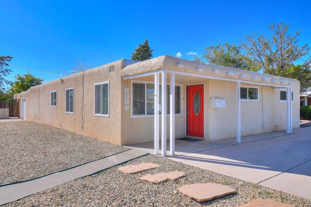 1201 Kentucky Street NE, Albuquerque, NM 87110 (MLS #953792) :: Campbell & Campbell Real Estate Services