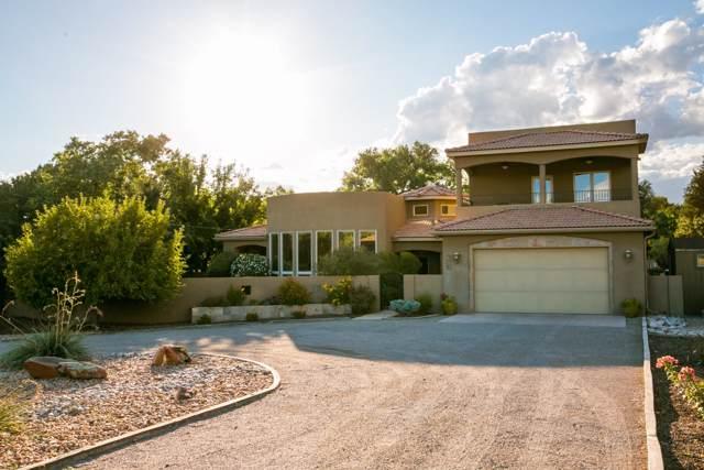 6781 Rio Grande Boulevard NW, Los Ranchos, NM 87107 (MLS #953846) :: The Bigelow Team / Red Fox Realty