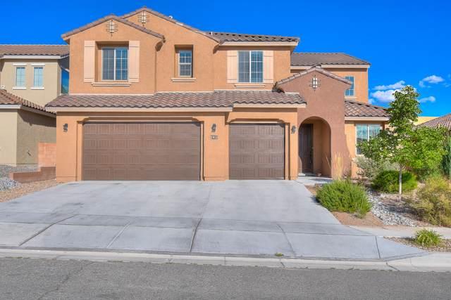 2912 Walsh Loop SE, Rio Rancho, NM 87124 (MLS #953875) :: The Bigelow Team / Red Fox Realty