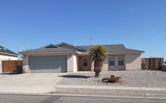 6981 Albany Hills Drive NE, Rio Rancho, NM 87144 (MLS #953887) :: The Bigelow Team / Red Fox Realty