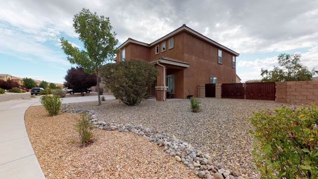 9616 Thunder Road NW, Albuquerque, NM 87120 (MLS #953894) :: The Bigelow Team / Red Fox Realty