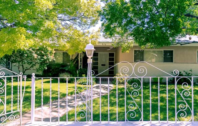 916 Solano Drive NE, Albuquerque, NM 87110 (MLS #953899) :: Campbell & Campbell Real Estate Services