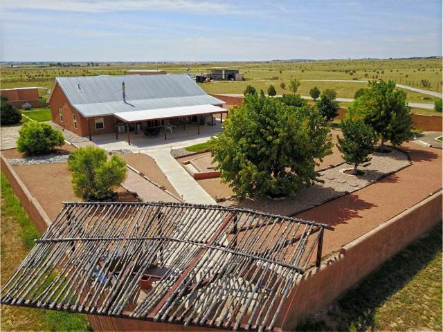 40 Camino De Fe, Moriarty, NM 87035 (MLS #953931) :: Campbell & Campbell Real Estate Services
