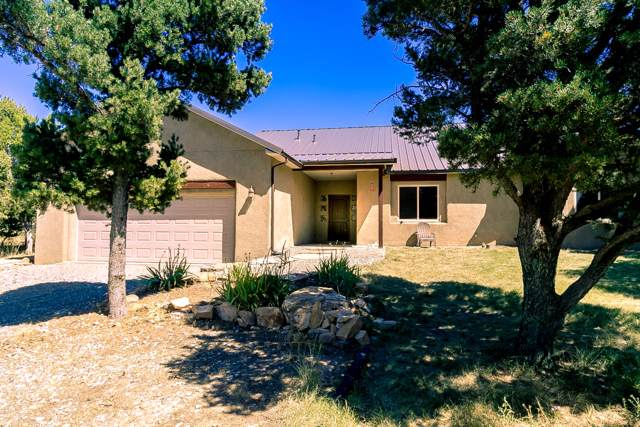 8 Holiday Drive, Tijeras, NM 87059 (MLS #953946) :: Campbell & Campbell Real Estate Services