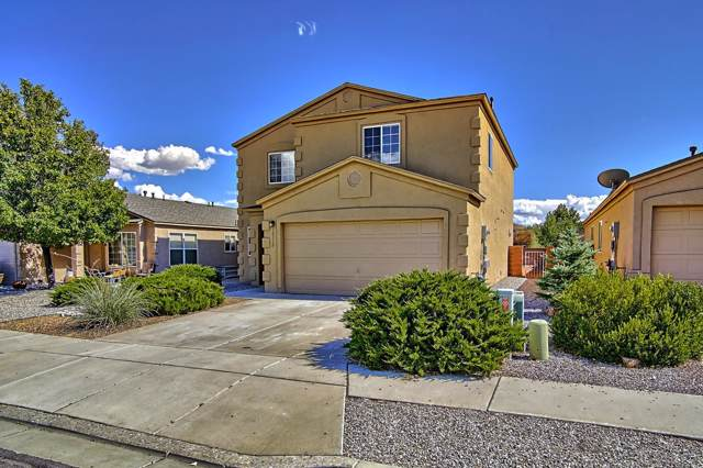 10312 Vendaval Avenue NW, Albuquerque, NM 87114 (MLS #953948) :: The Bigelow Team / Red Fox Realty