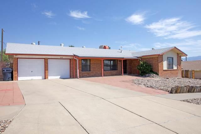 5119 Atrisco Place NW, Albuquerque, NM 87105 (MLS #953954) :: The Buchman Group