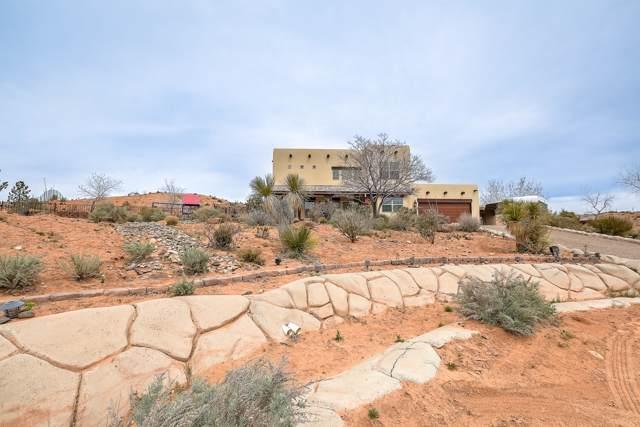 2605 Inca Road NE, Rio Rancho, NM 87144 (MLS #953959) :: Campbell & Campbell Real Estate Services