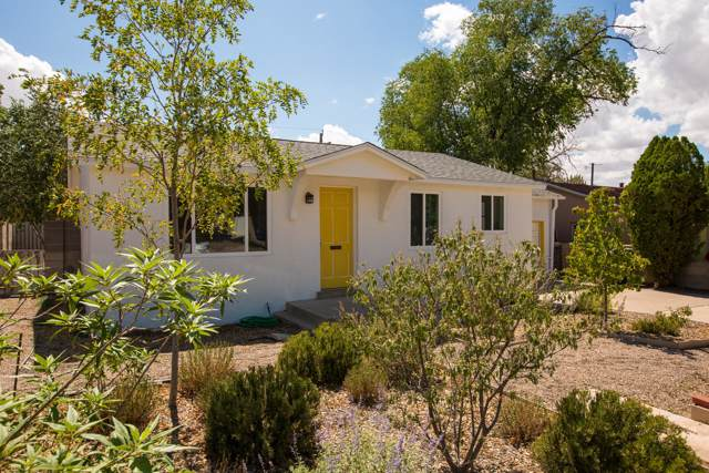 3404 Wilway Avenue NE, Albuquerque, NM 87106 (MLS #953962) :: Campbell & Campbell Real Estate Services