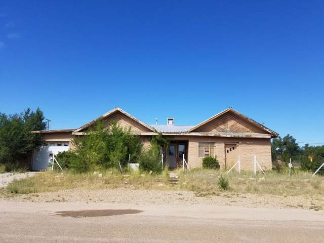 201 Ripley Avenue, Mountainair, NM 87036 (MLS #953978) :: Campbell & Campbell Real Estate Services