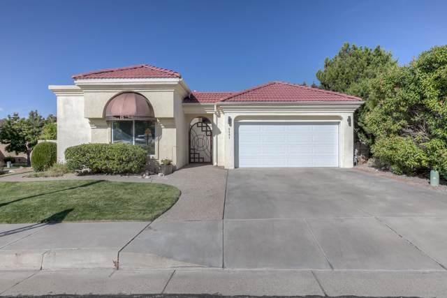 6401 Glen Oak NE, Albuquerque, NM 87111 (MLS #953981) :: The Bigelow Team / Red Fox Realty