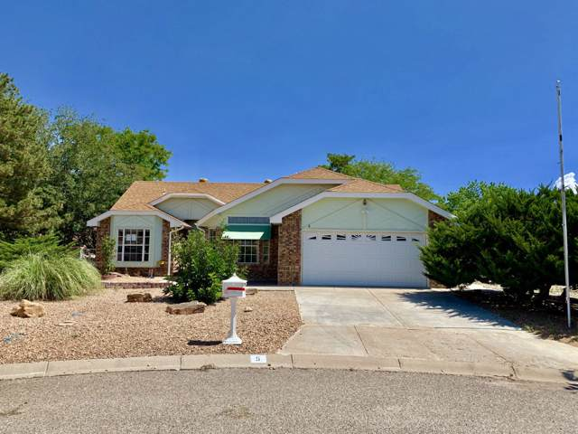 5 Marigold Boulevard, Los Lunas, NM 87031 (MLS #954025) :: The Bigelow Team / Red Fox Realty