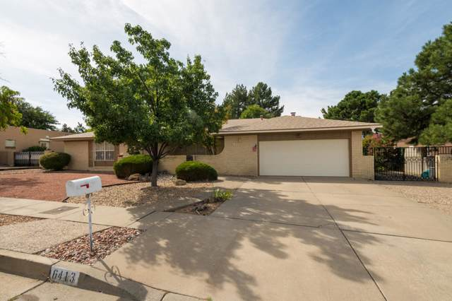 6413 Torreon Drive NE, Albuquerque, NM 87109 (MLS #954031) :: Campbell & Campbell Real Estate Services
