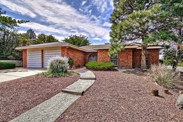 14316 Nambe Avenue NE, Albuquerque, NM 87123 (MLS #954036) :: The Bigelow Team / Red Fox Realty