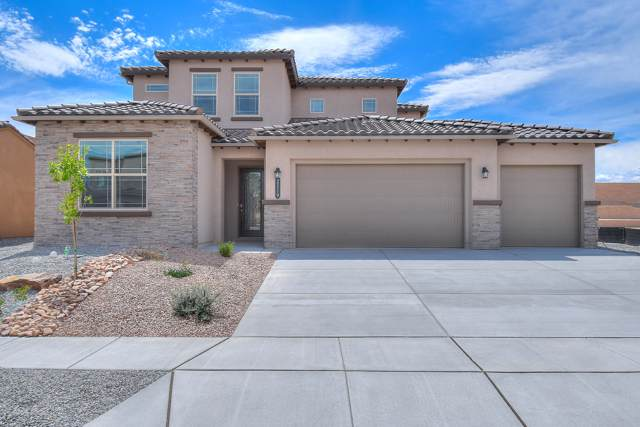 2119 Torrent Drive NW, Albuquerque, NM 87120 (MLS #954043) :: Campbell & Campbell Real Estate Services