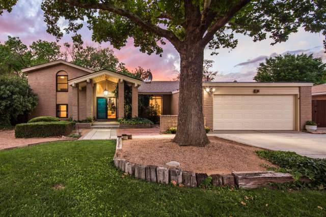 3113 Tennessee Street NE, Albuquerque, NM 87110 (MLS #954051) :: Campbell & Campbell Real Estate Services