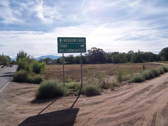 Highway 263, Los Lunas, NM 87031 (MLS #954093) :: The Buchman Group