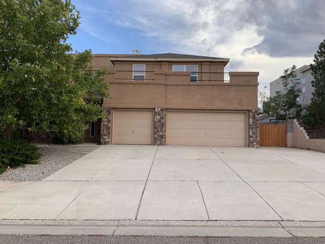 5036 Night Hawk Drive NE, Rio Rancho, NM 87144 (MLS #954100) :: The Bigelow Team / Red Fox Realty