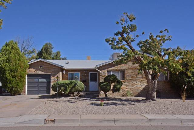 2838 Valencia Drive NE, Albuquerque, NM 87110 (MLS #954102) :: Campbell & Campbell Real Estate Services
