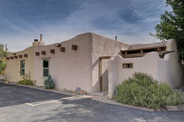 155 Placitas Road NW #1, Albuquerque, NM 87107 (MLS #954104) :: Campbell & Campbell Real Estate Services