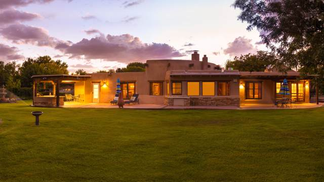 10110 Rio Del Norte Court NW, Albuquerque, NM 87114 (MLS #954128) :: Campbell & Campbell Real Estate Services