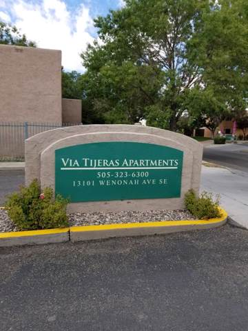 13128 Wenonah Avenue SE, Albuquerque, NM 87123 (MLS #954163) :: Campbell & Campbell Real Estate Services