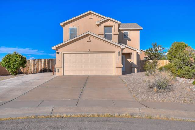 8305 Casa Azul Court NW, Albuquerque, NM 87120 (MLS #954186) :: Campbell & Campbell Real Estate Services