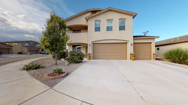208 Landing Trail NE, Rio Rancho, NM 87124 (MLS #954198) :: Campbell & Campbell Real Estate Services
