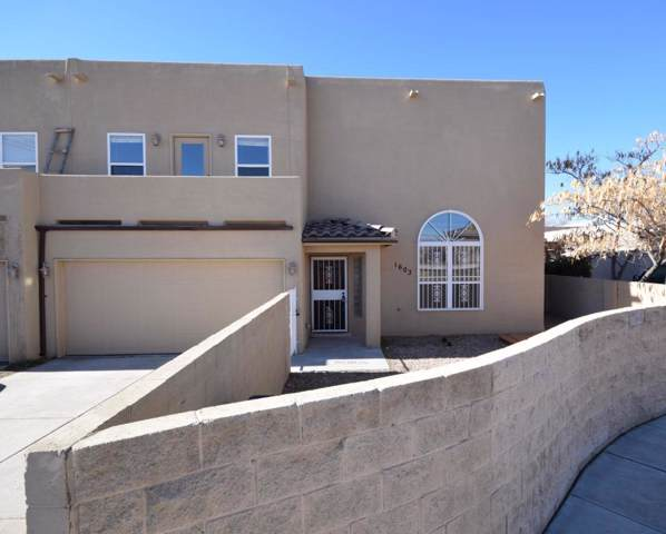 1603 Atrisco Drive NW, Albuquerque, NM 87105 (MLS #954203) :: Campbell & Campbell Real Estate Services