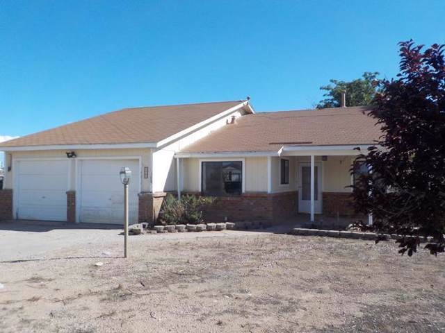 714 10th Avenue NW, Rio Rancho, NM 87144 (MLS #954204) :: Campbell & Campbell Real Estate Services