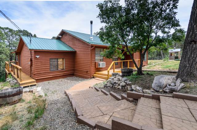27 Easy Street, Tijeras, NM 87059 (MLS #954207) :: Campbell & Campbell Real Estate Services
