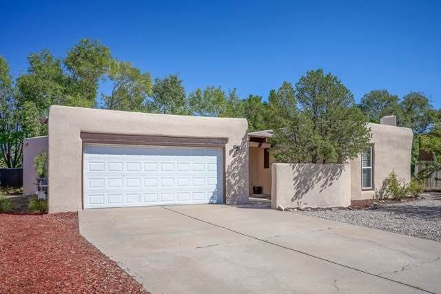 4911 Alberta Lane NW, Albuquerque, NM 87120 (MLS #954213) :: Campbell & Campbell Real Estate Services