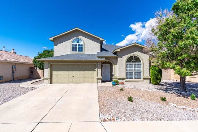 7005 Luz De La Luna Place NW, Albuquerque, NM 87114 (MLS #954224) :: Campbell & Campbell Real Estate Services