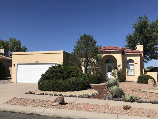 4405 Rabbit Brush Avenue NW, Albuquerque, NM 87120 (MLS #954247) :: Campbell & Campbell Real Estate Services