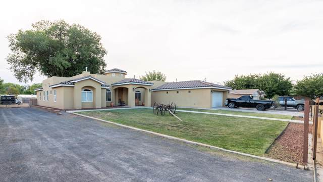 435 Ringer Avenue, Bosque Farms, NM 87068 (MLS #954258) :: Campbell & Campbell Real Estate Services