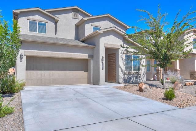 5851 Mafraq Avenue NW, Albuquerque, NM 87114 (MLS #954270) :: The Bigelow Team / Red Fox Realty