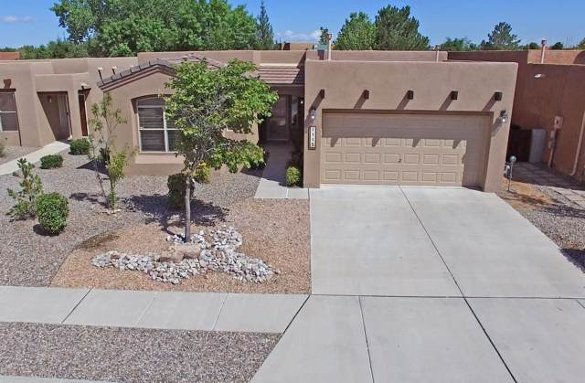 1115 Calle Corvo, Albuquerque, NM 87113 (MLS #954274) :: Campbell & Campbell Real Estate Services