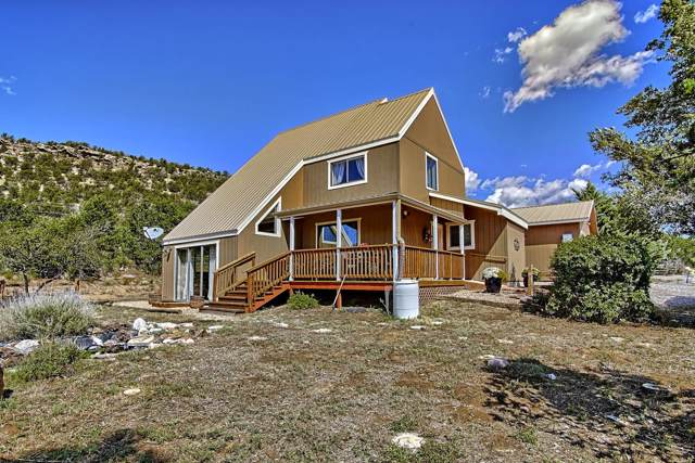 210 Calais Drive, Tijeras, NM 87059 (MLS #954275) :: Campbell & Campbell Real Estate Services