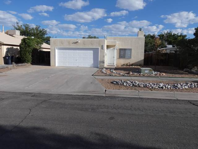 6523 Wayne Road NW, Albuquerque, NM 87120 (MLS #954277) :: Campbell & Campbell Real Estate Services