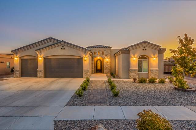 6611 Rimrock Circle NW, Albuquerque, NM 87120 (MLS #954278) :: The Bigelow Team / Red Fox Realty