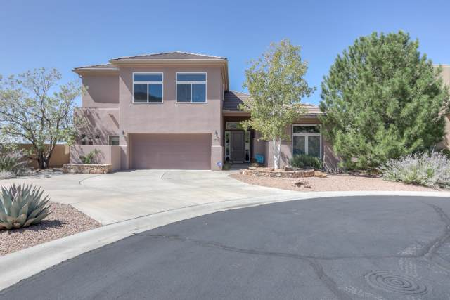 5901 Wildflower Trail NE, Albuquerque, NM 87111 (MLS #954293) :: The Bigelow Team / Red Fox Realty