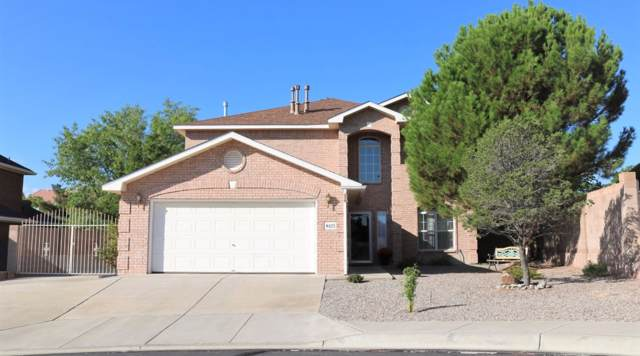 8423 Front Royal Court NW, Albuquerque, NM 87120 (MLS #954303) :: The Bigelow Team / Red Fox Realty
