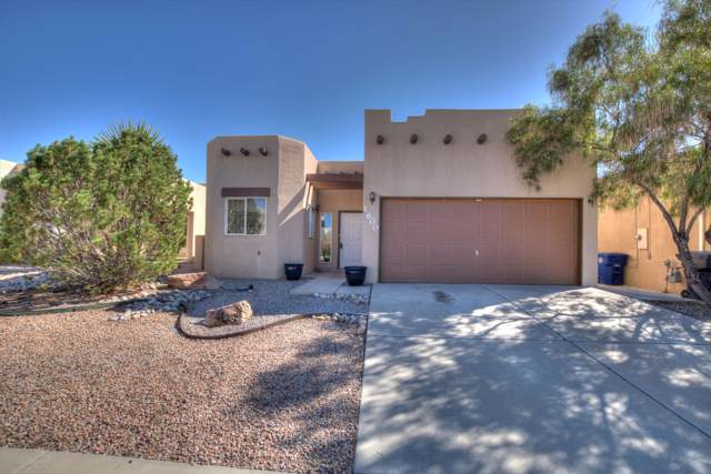 1600 Vista Monte Drive NE, Albuquerque, NM 87113 (MLS #954305) :: Campbell & Campbell Real Estate Services