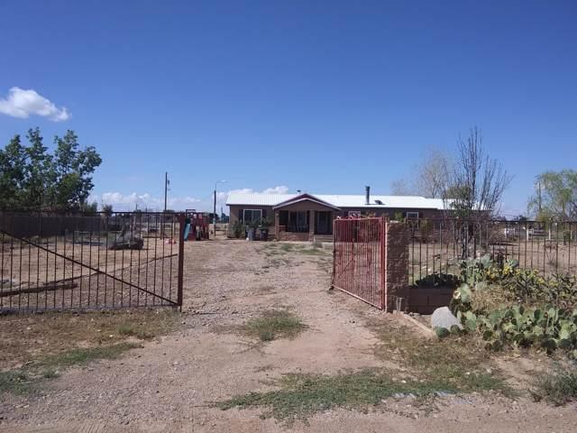 11 San Miguel Avenue, Los Lunas, NM 87031 (MLS #954317) :: The Bigelow Team / Red Fox Realty