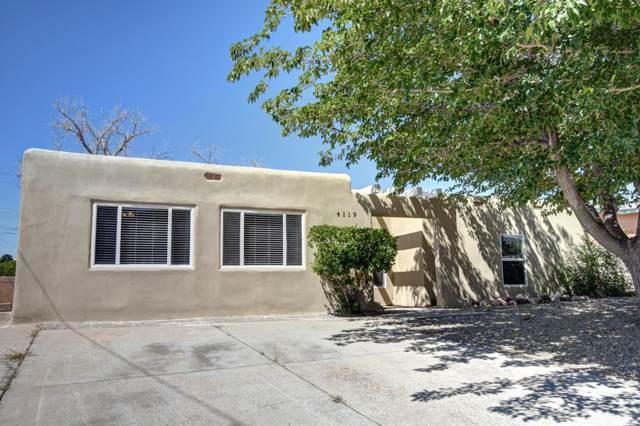 4119 Alcazar Street NE, Albuquerque, NM 87109 (MLS #954329) :: Campbell & Campbell Real Estate Services