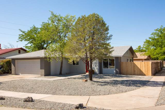 2617 Los Compadres Street NW, Albuquerque, NM 87120 (MLS #954330) :: Campbell & Campbell Real Estate Services