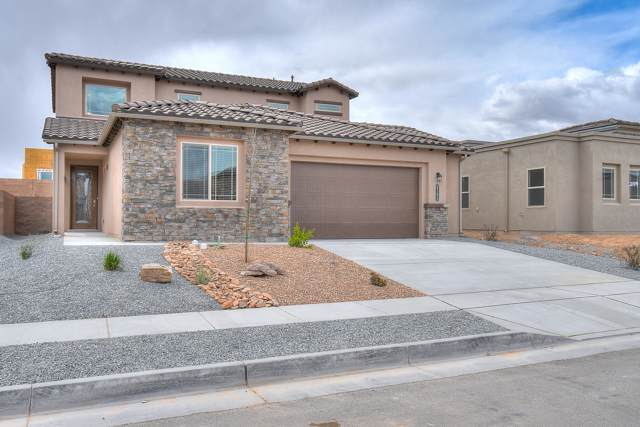 2105 Torrent Drive, Albuquerque, NM 87120 (MLS #954332) :: Campbell & Campbell Real Estate Services
