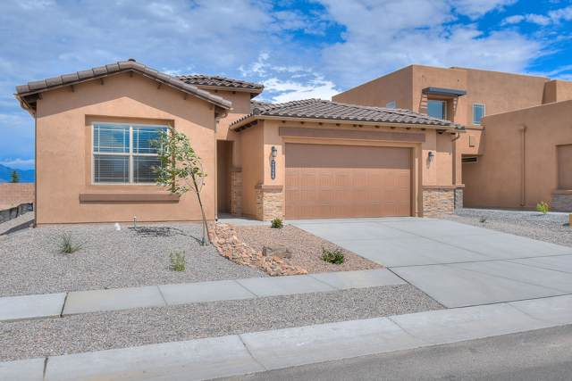2124 Roll Cloud Drive NW, Albuquerque, NM 87120 (MLS #954333) :: Campbell & Campbell Real Estate Services